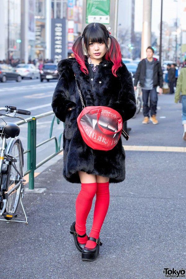 Стильная молодежь японии