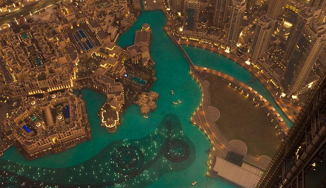 Фото с обзорных площадок мира