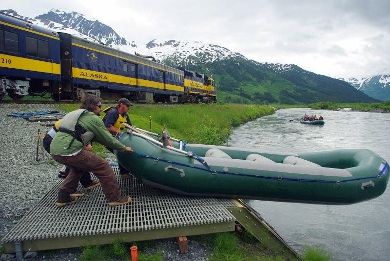 Автостопом на поезде