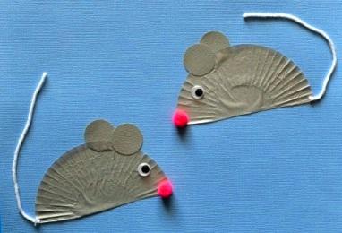 Мышь для аппликации