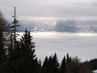 Новый год в альпах