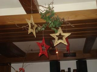 Новый год в домике в альпах