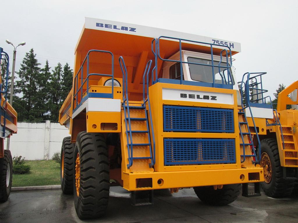 BELAZ-7555H-1