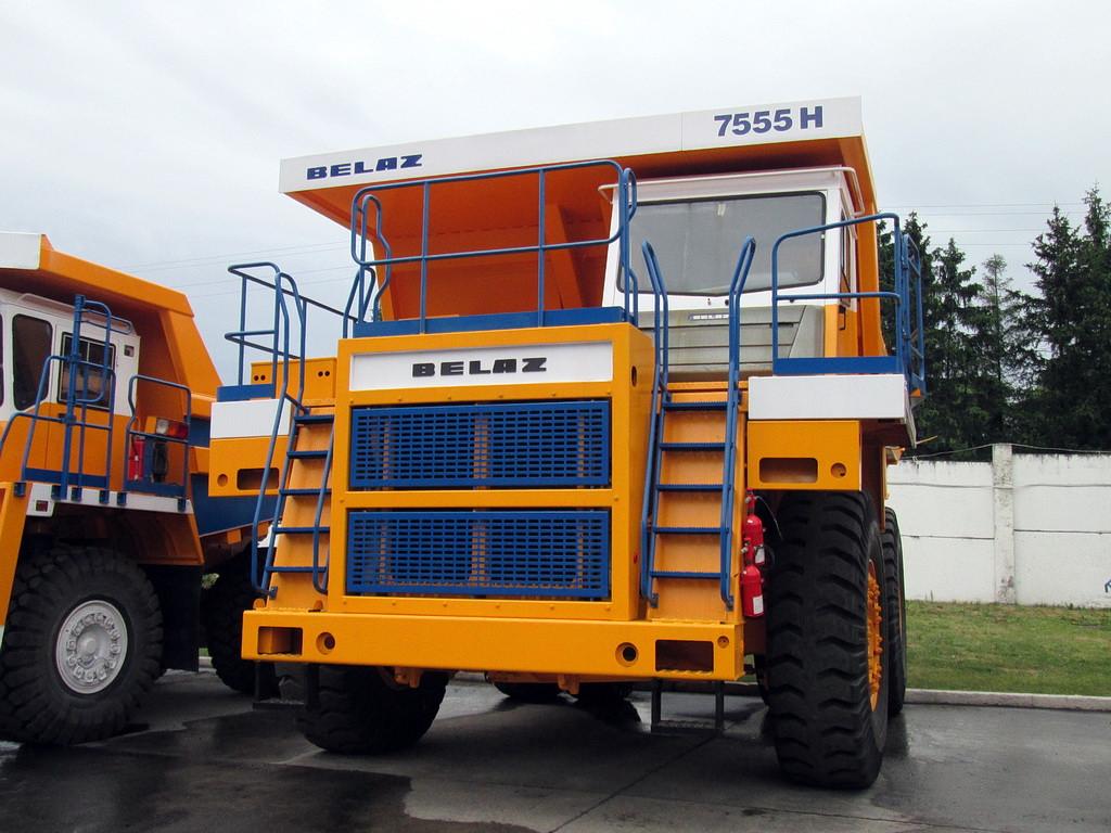 BELAZ-7555H-2