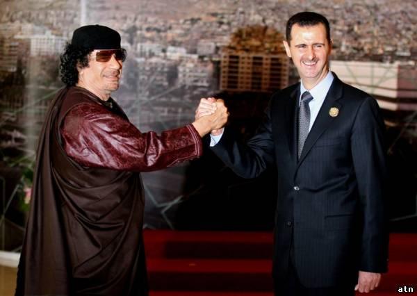 Чтобы Сирия не стала Ливией