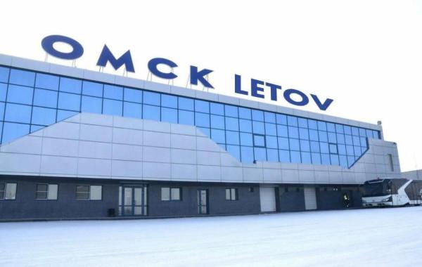 Вывеска ОМСК LETOV