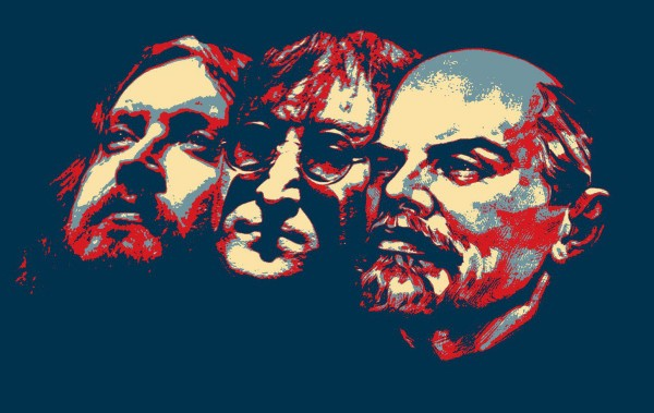 Летов, Леннон, Ленин