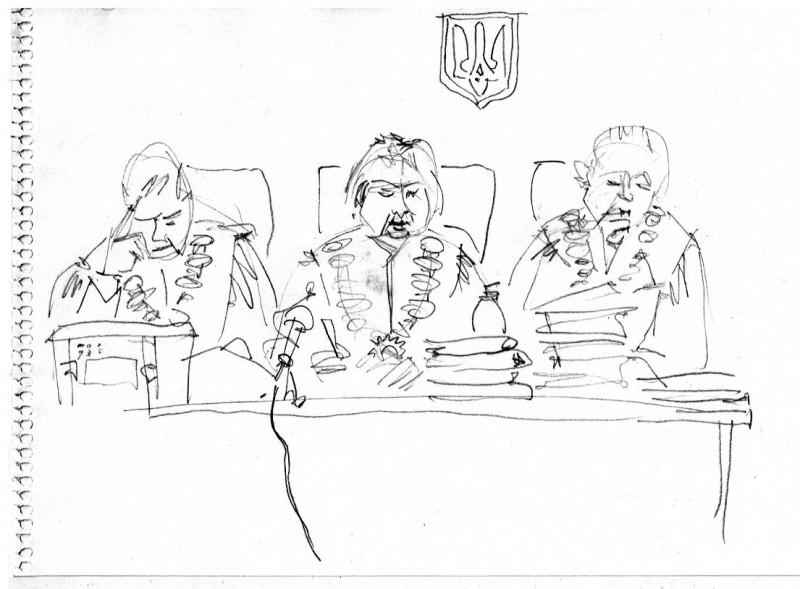 Коллегия апелляционного суда в Киеве