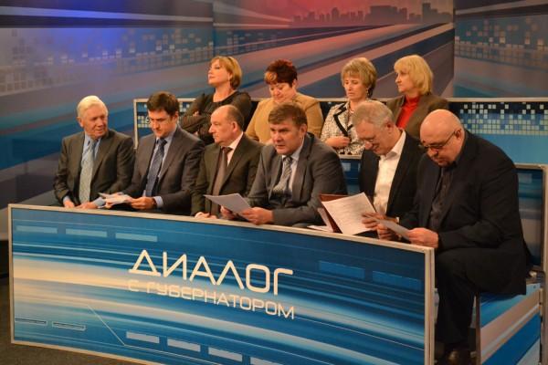 Правительственные лица Омской области