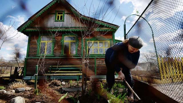 Новая постоянная льгота по земельному налогу для пенсионеров