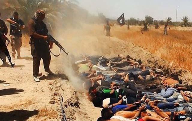 НЕ СТРАШНО ВОЕВАТЬ С ИГИЛ, СТРАШНО ПУСТИТЬ ИГИЛ В РОССИЮ