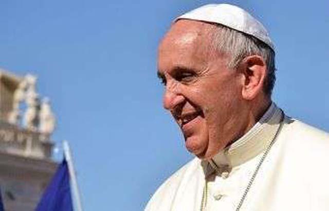 Если Папе Римскому пришло такое Откровение Свыше, то комментарии излишни...