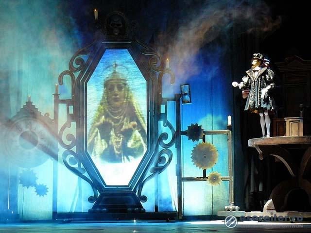 Волшебные зеркала прошлого