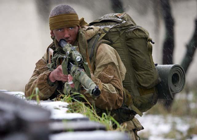 24 октября - День спецназа ГРУ