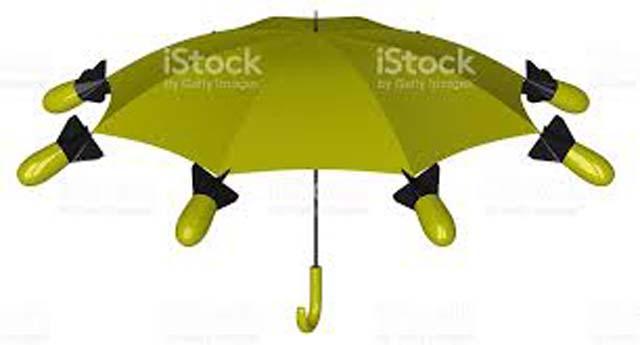 Ядерный зонтик над планетой
