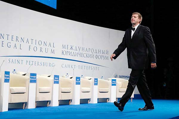 В международном розыске - коррупция