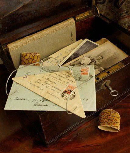 Счастливое письмо из блокадного Ленинграда.jpg