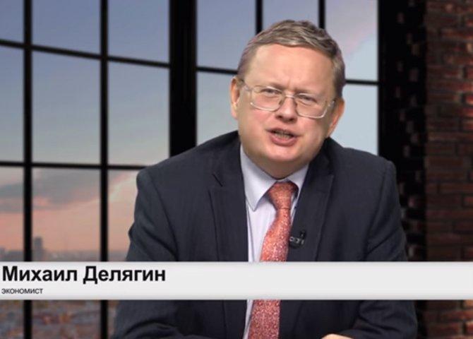Михаил Делягин: СТРАНА ВЫЖАТА ДОСУХА