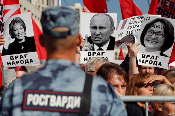 Роковая ошибка - Россия ему это никогда не простит