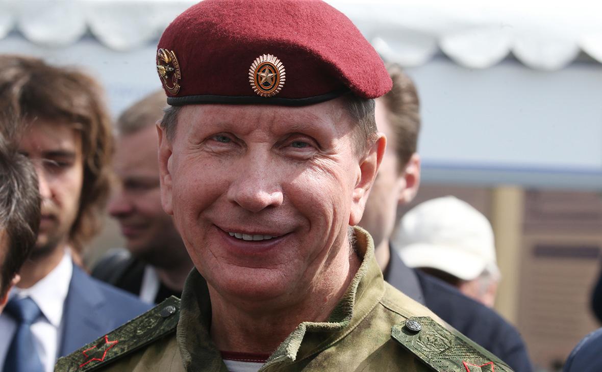 Герой Глава Росгвардии Золотов лично предотвратил подрыв у Кремля, сев в машину подрывника