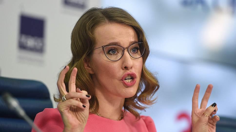 Собчак: Готовится запрет хождения валюты и закрытие границ