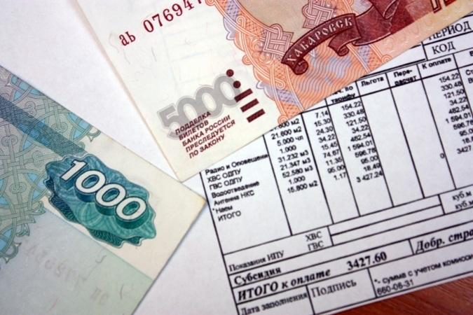 В России вводится пеня за несвоевременную оплату коммуналки