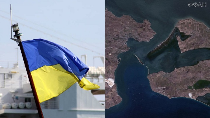 Глава парламента Крыма заявил о причастности США к провокациям ВМС Украины