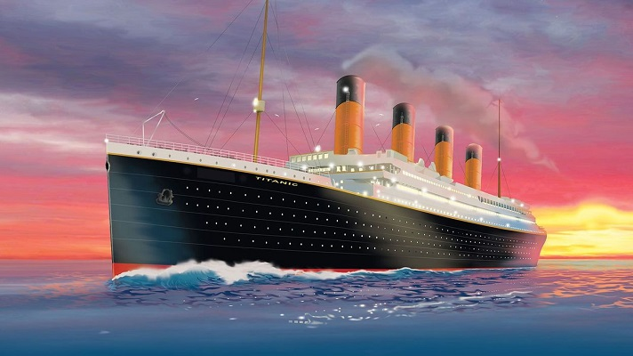 Титаник. Куда исчезли тела пассажиров?