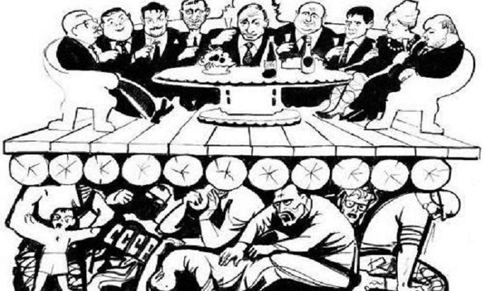 Обвиняя жертву: почему российская элита ненавидит щедрый к ней народ?