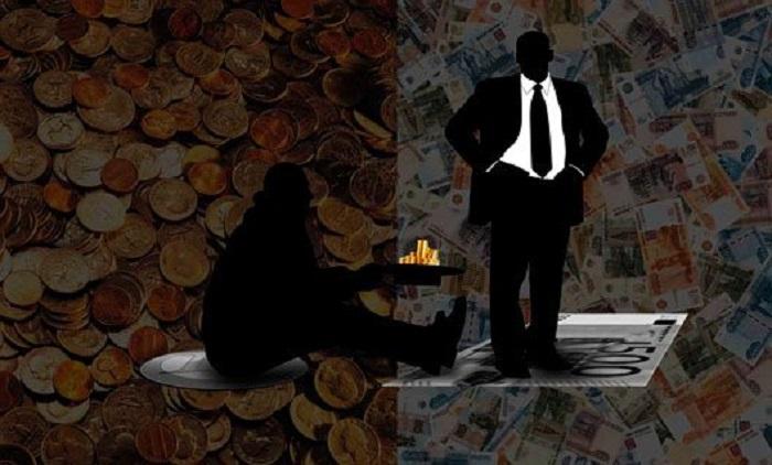 Почему государство РФ богатеет, а мы – беднеем?