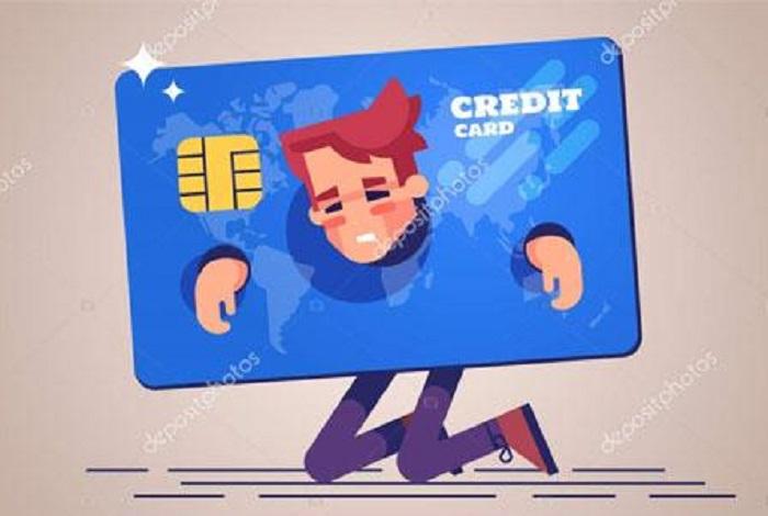 Кредитная карта - одна из форм капиталистической эксплуатации