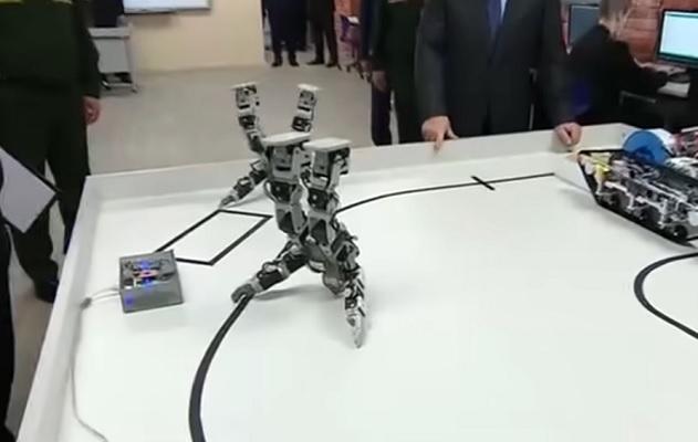 Очередные «лживые» достижения в робототехнике для