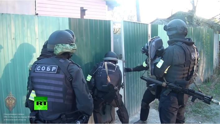 В Подмосковье задержаны семеро участников ИГИЛ