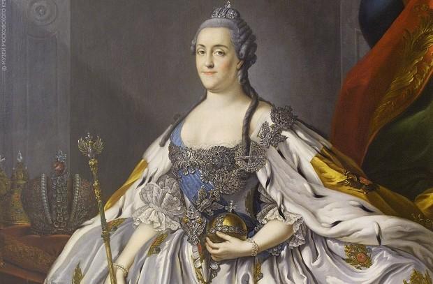 Как Екатерина Великая спасла независимость США