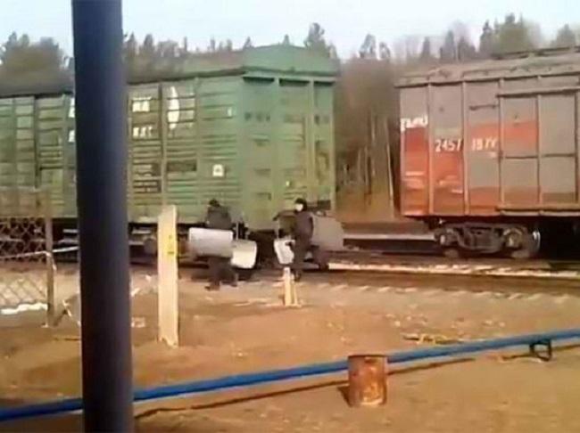 На станцию Шиес согнали Росгвардию и полицию с оружием, архангельские экоактивисты опасаются штурма