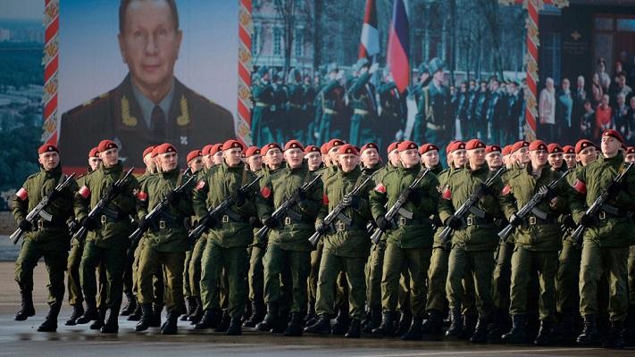 Росгвардия как венец российской демократии и государственности