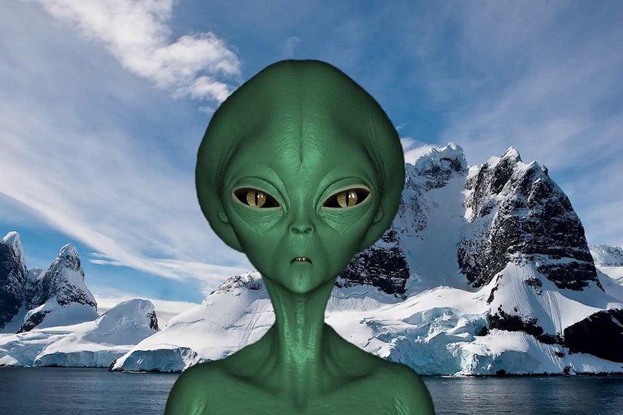 В Антарктиде раскрыта одна из самых интригующих загадок, связанных с НЛО