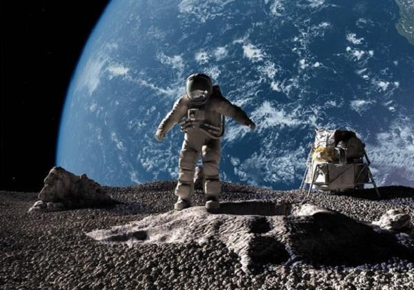 Российские космонавты высадятся на Луне до 2030 года