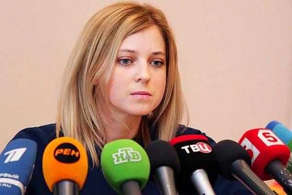 Прокурор Крыма Поклонская: Киев убивает свой народ