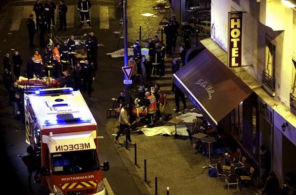 Пора раздавать населению оружие - для борьбы с террористами