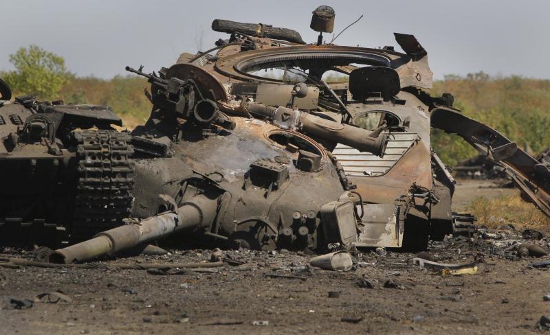 92-я механизированная бригада ВСУ в боях на Донбассе