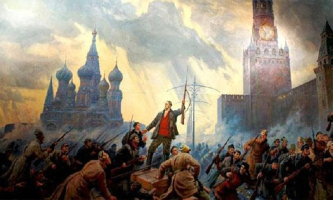 Когда начнётся революция в России?