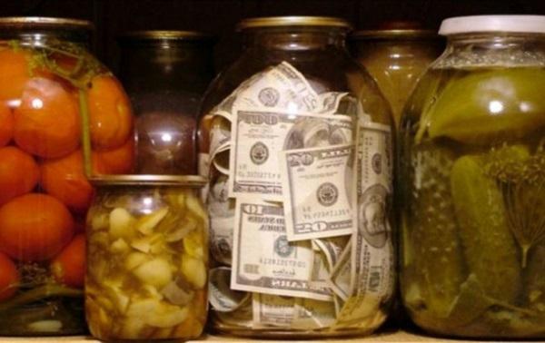 Деньги на черный день, который мы сами приближаем