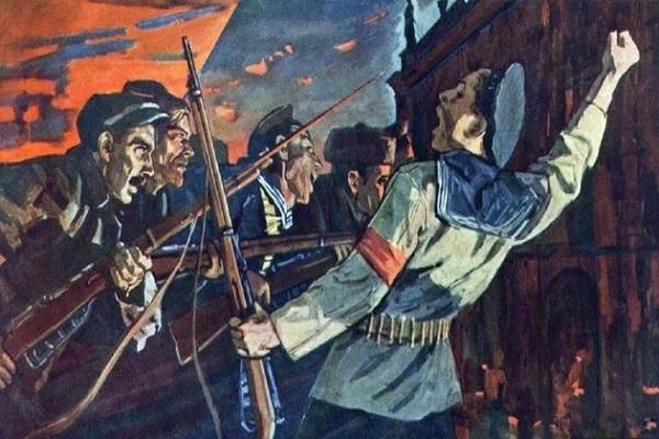 Большевики как страшный сон нынешней власти – отсюда и ее к ним ненависть