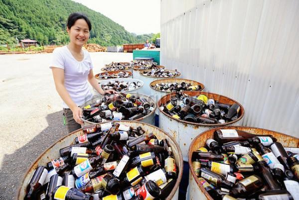 Как в маленькой Японии решается большая проблема мусора