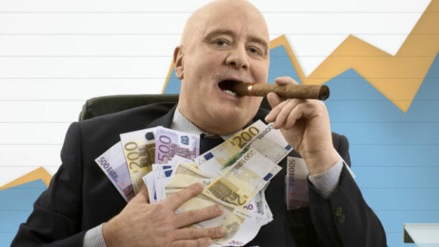 Высокие зарплаты российских начальников как антистимул к полезному труду