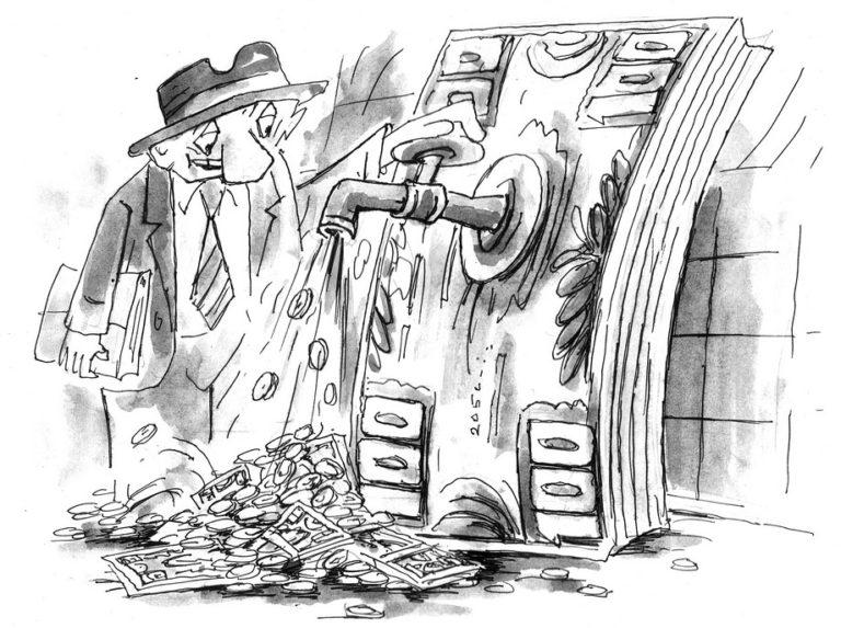 Гайдаровцы вместо тимуровцев – или аферная экономика России
