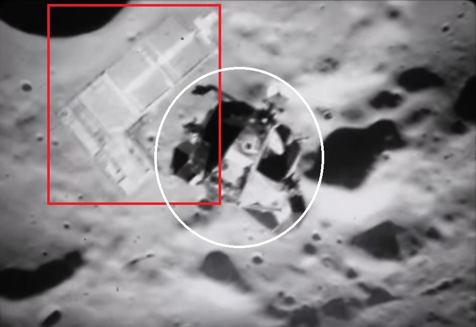 Выходцы с Луны(Рассекреченные файлы НАСА)