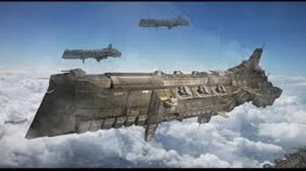 Сооружения инопланетных архитекторов. Секретные территории