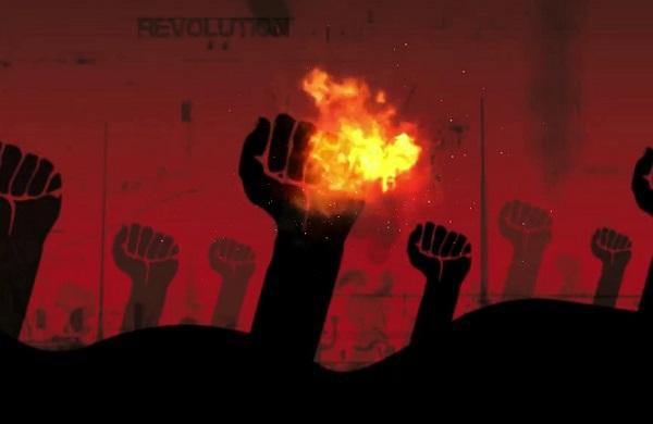 Революция катастрофа или выход из устроенной властью катастрофы?